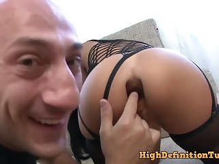 Sasha Rose Packs In Slay rub elbows with Bum With A Big Male Stick