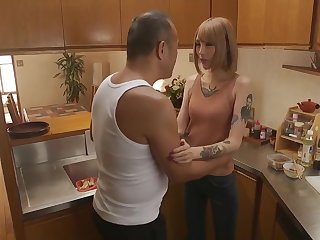Young Girl Fucking Aged Man