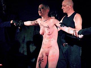 Her weird BDSM fantasy