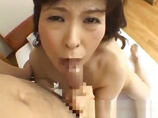 Mature hitomi kurosai gets fucked part2