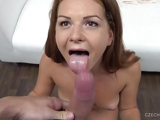 Knob Be advisable for Very Hot Amateur Porn Girl - point of view