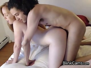 Delectable Redhead Jezebel And Her BF