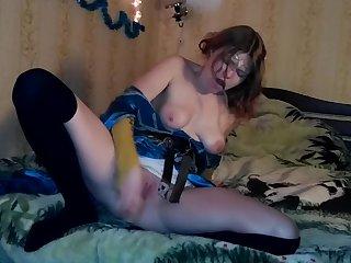 Triss Merigold Cosplay, Masturbation Solo - Amateur