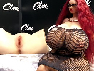 CLM(ClimaxDoll)Asia adult expo sex doll sex toy