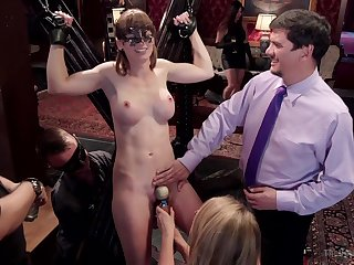 A slave role and changeless dealings are the favorite games for Alina West