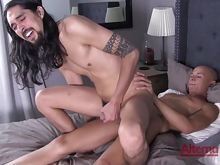 Excellent hard sexual congress in anal scenes for two happy-go-lucky lovers